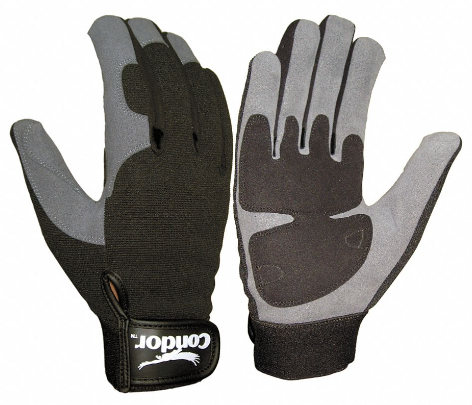 Impact Resistant And Anti-vibration Gloves