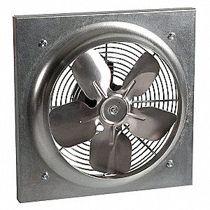 EXHAUST FAN,10 IN,730 CFM