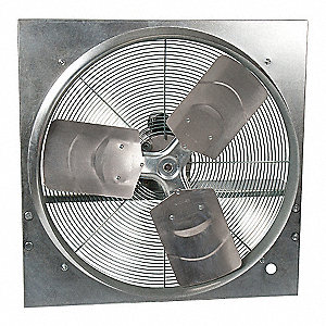 EXHAUST FAN,24 IN,4430 CFM