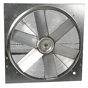 "28"" x 28"" 115/230V Heavy Duty Direct Drive Exhaust Fan"
