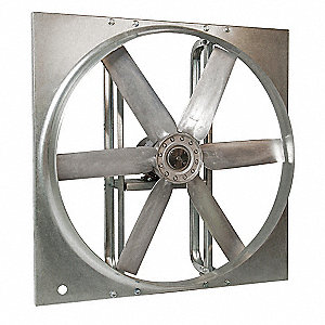 Exhaust Fan,30 In,208-230/460V