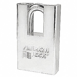 PADLOCK SHROUDED 2IN