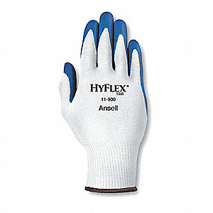 GLOVES HYFLEX NBR SIZE 9