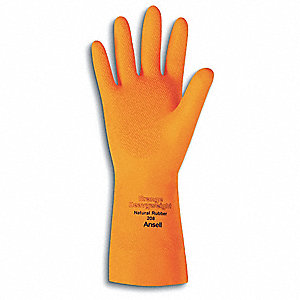 GLOVES LATEX SIZE9 13IN OR