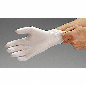 GLOVES SYNTHETIC POWDER FREE 100/BX