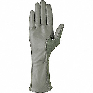 GLOVE SUMMER FLYER SAGE GREEN SZ 10