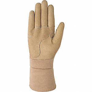 GLOVE COMBAT GEC TAN SZ XL