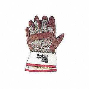 GLOVES HYD-TUF WINTER S/CUFF SZ 9