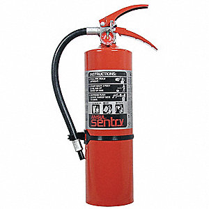 EXTINGUISHER SENTRY DRY CHEM A05