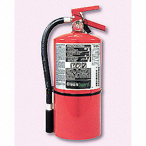 EXTINGUISHER CLEAN GUARD 6 LB