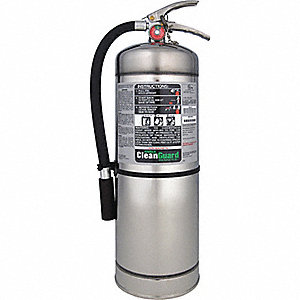 EXTINGUISHER CLEANGRD 13LB NON MAG