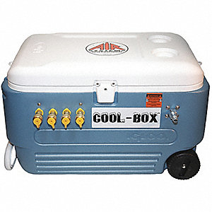 COOL BOX MAX 150PSI HANSEN FTG