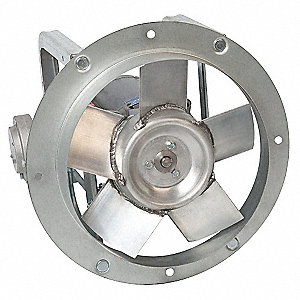 1/4HP 115/208-230V Ring Exhaust Fan