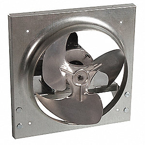 EXHAUST FAN,12 IN, 115/230V