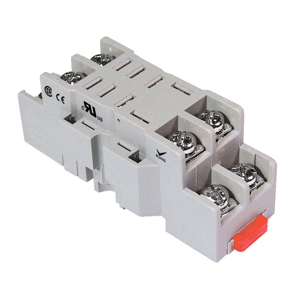 [SCHEMATICS_43NM]  DAYTON Relay Socket, Elevator, Square, Number of Pins - Relay 8, DPDT -  10E075|10E075 - Grainger | Relay Socket Wiring Diagram |  | Grainger