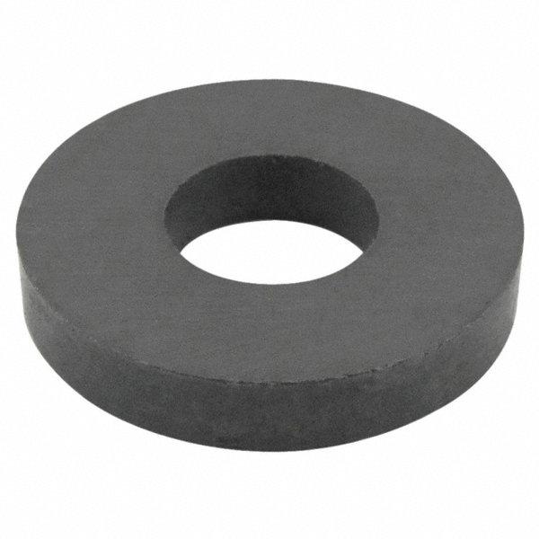 GRAINGER APPROVED Ring Magnet 9 8 lb Pull 10E797 10E797