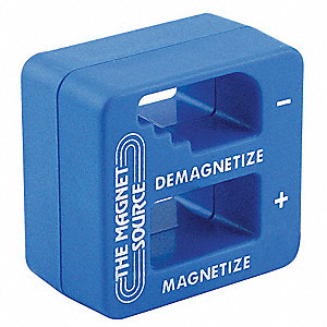 "Magnetizer/Demagnetizer, 1 x 2"", Ceramic"