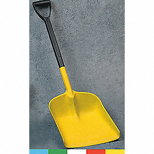 SHOVEL D-GRIP 41INX12IN YW