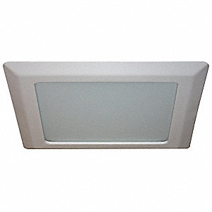 Lumapro 8 square white square albalite style halogen incandescent 8 square white square albalite style halogen incandescent led recessed downlight trim aloadofball Choice Image