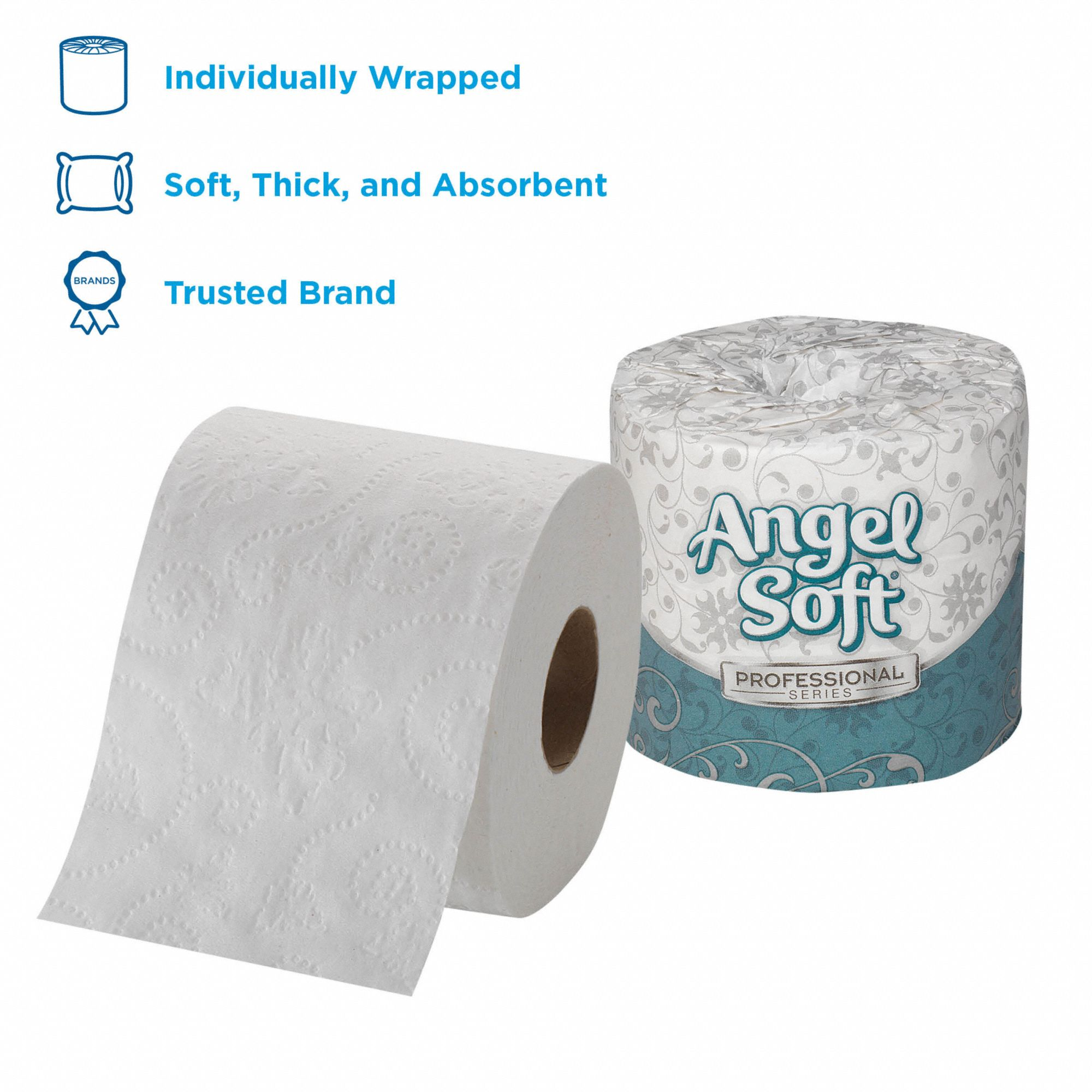 Whats the circumference of a toilet paper roll