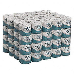 Angel Soft Professional® 2-Ply Standard Toilet Paper, 150 ft., 80 PK