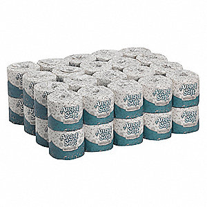 Angel Soft Professional® 2-Ply Standard Toilet Paper, 150 ft., 40 PK