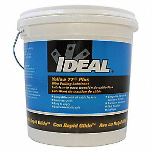 Wire Pulling Lubricant, 1 gal. Container Size