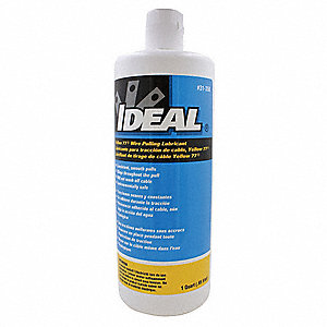 Wire Pulling Lubricant, 1 qt. Container Size