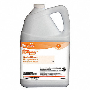 1 gal. Neutral Floor Cleaner, 1 EA