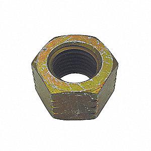 NUT HEX L9 CAD DICHRO 7/16-20