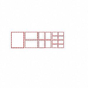 WHMIS LABELS 4-3/4HX3-5/8W 400/BOX