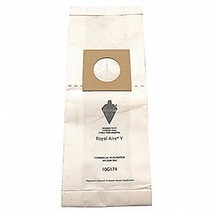"2"" Micro Filtration 2-Ply Filter Bag, 10PK"