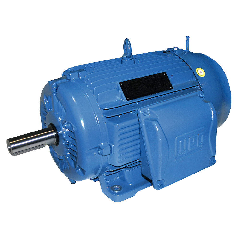 WEG 40 HP Metric Motor,3-Phase,1780 Nameplate RPM,460 Voltage,Frame ...