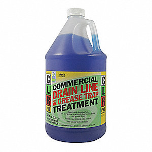 Liquid Grease Trap Treatment, 1 gal. Jug, 1 EA