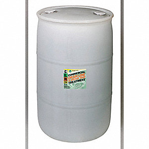Liquid Drain Maintainer, 55 gal. Barrel, 1 EA