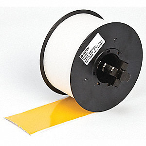 TAPE 4INX100FT YELLOW VINYL