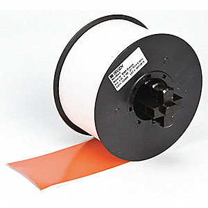 TAPE 2.25INX100FT ORANGE VINYL