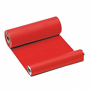 RIBBON RED 4.4IN X 290FT (2/PK)