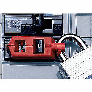 LOCKOUT SGL POLE CIRCUIT BRK 1/PK