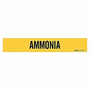 PIPEMARKER 79005 AMMONIA