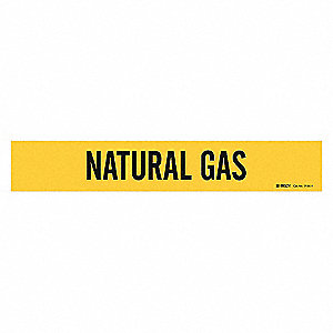 PIPEMARKER 79036 NATURAL GAS