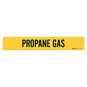 PIPEMARKER 79040 PROPANE GAS