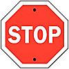 STOP SIGN TRAFFIC STANDARD