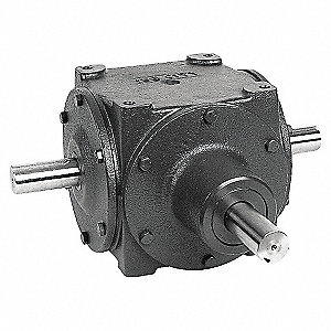 GEAR DRIVE,BEVEL,1750 RPM,30.7HP,CI