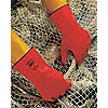 GLOVES INSULATE PVC 12IN CRINKLE OR