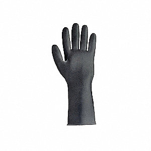 GLOVES BUTYL/UNLI 30MIL 14IN SMOOTH