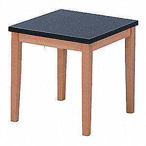 End Table,Medium Finish,20x20x20