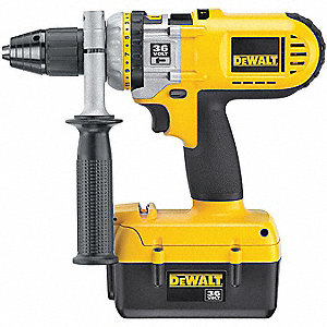 HAMMERDRILL CORDLESS HD 36V 1/2IN