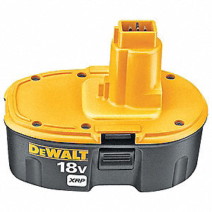 BATTERY PACK, HEAVY-DUTY 18V