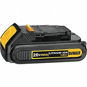 BATTERY 4.0AH W/GAUGE 20V MAX